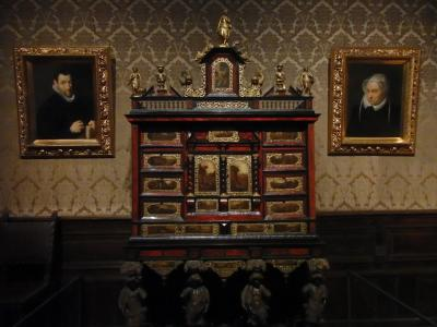 2019年ベルギーのX'sマーケット巡り【37】アントワープ:プランタン・モレトゥス博物館