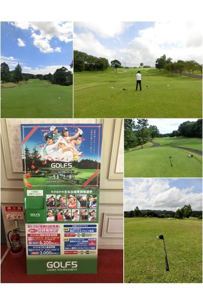 真夏のゴルフ合宿!