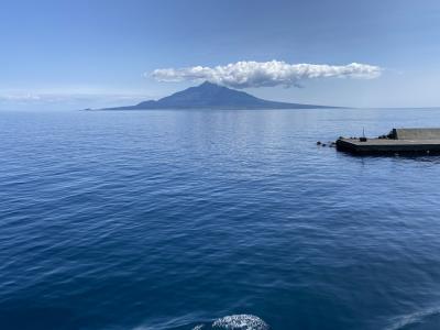 台風一過!快晴の礼文島へ2泊3日 3日目 ~利尻、丘珠経由で帰路へ~