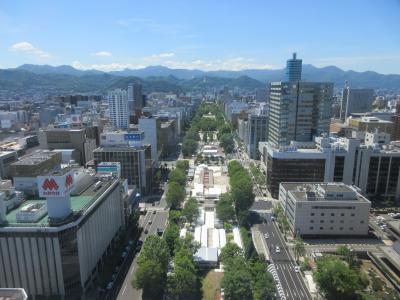 ノスタルジックな札幌観光