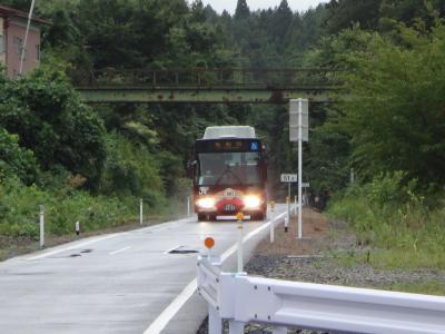 震災から10年。BRT転換された気仙沼線&大船渡線の「いま」を歩いてきた。その1