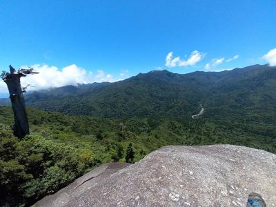 屋久島へ行ってきました!その4 心にまで響く、太鼓岩からの景色。