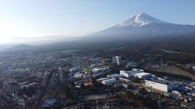 富士山の旅 最終日【ホテルマイステイズ富士山 展望温泉】