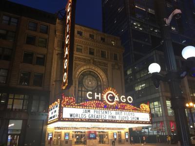 シカゴ訪問