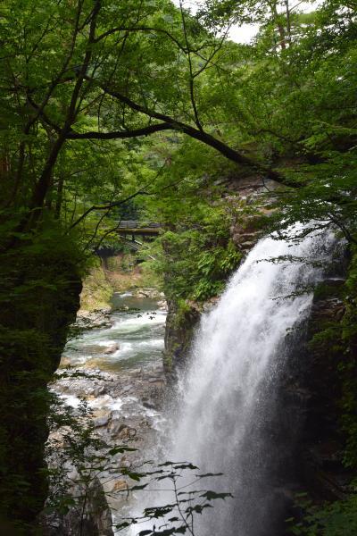 第三セクター 一駅乗る旅⑫  野岩鉄道と龍王峡
