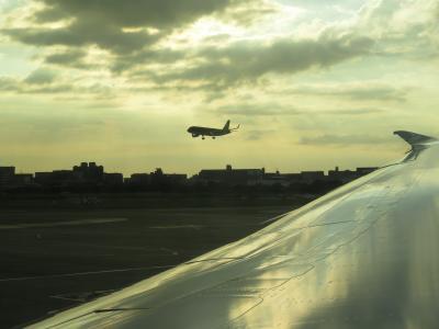 2021JUL「東京九州フェリー【はまゆう】に乗るだけの北九州一人旅」(5_福岡空港で時間をつぶして帰宅)