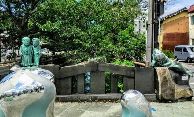 2021年夏休みは山陰&竹田城&京都へ~(その2)水木しげるロードとベタ踏み坂(境港)編~