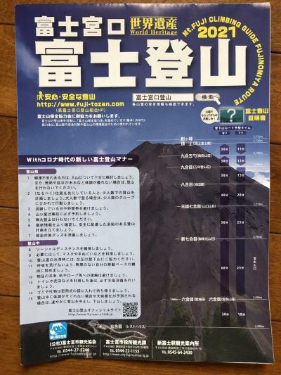 富士登山_2021
