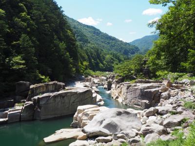 2021.07 東濃・木曽の旅(2)浦島太郎伝説の地・寝覚の床を観光しよう。