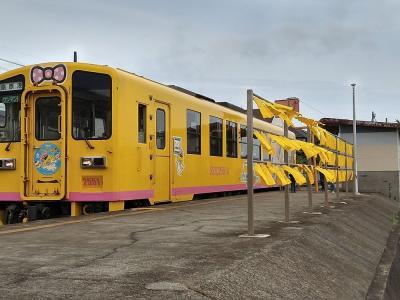 2021年ゴールデンウィーク、九州をローカル列車でマイナースポット巡り(5日目)