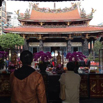 台北2泊3日 春節直前の街を歩く その3