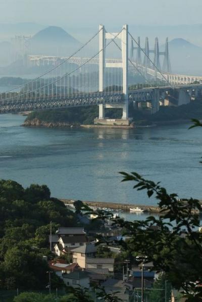 岡山児島・瀬戸大橋