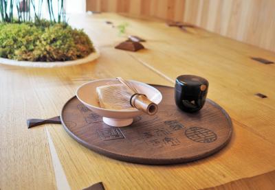藤森照信の茶室「五庵」を見る