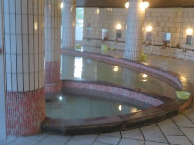 那須烏山の「大金温泉グランドホテル」に安く宿泊してゆっくりしました