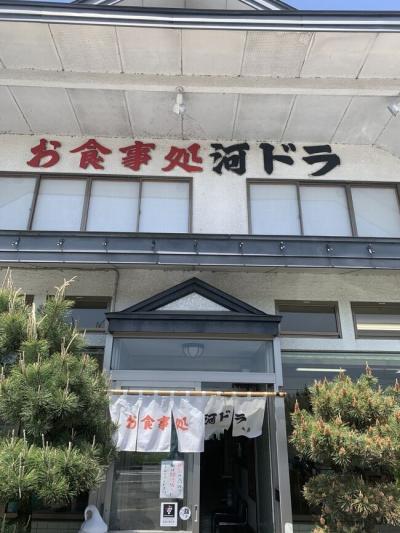 秋田のドライブインに行く。(河辺ドライブイン)