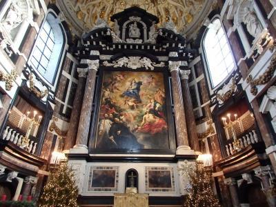2019年ベルギーのX'sマーケット巡り【39】アントワープ:大聖堂から近くの教会二つを訪問