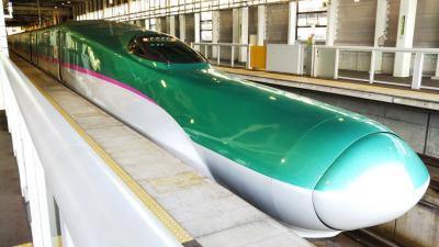東北・北海道新幹線で帰省☆