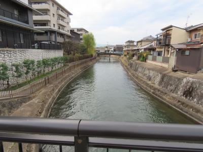 京都 琵琶湖疏水 鴨川運河7(Kamogawa Canal, Biwako Canal, Kyoto, JP)