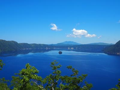 北海道旅行2021〈5〉アトサヌプリ&3湖(摩周湖・屈斜路湖・阿寒湖)観光
