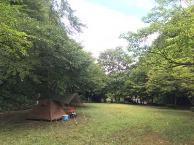 2021 夏  城巡り&キャンプ少々の旅② 日本海とキャンプ&BBQの巻
