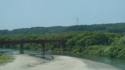 日高本線とその跡の旅 その5 厚賀ー鵡川