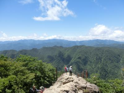 2021夏 関西3:日本百名山の大台ケ原は、ビジターセンターの駐車場から簡単にアクセス可能