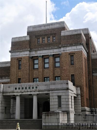 上野-5 国立科学博物館 外観/食堂/売店など ☆ムーセイオン-特別展メニュー食/化石も販売