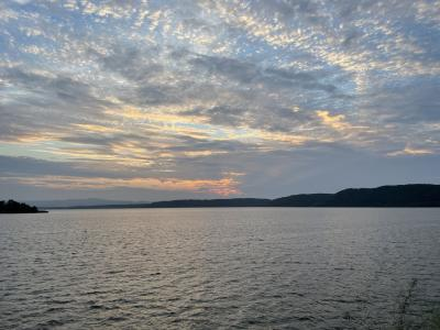 突発北海道、女満別へ。オンネトーとサロマ湖を巡る