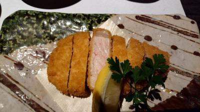 名古屋市守山区の美味しいとんかつ屋「とんかつ食房 厚〇」さんへ行きました。