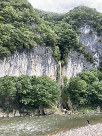 6・8歳児連れ、北海道のおまけで日帰り岡山