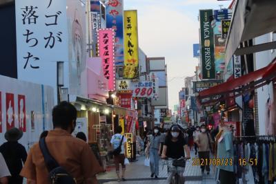 本川越駅~クレアモール間を散策しました①