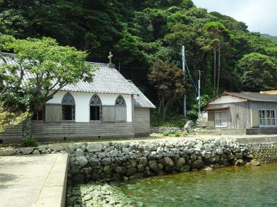 世界遺産の島、五島列島の教会と美味いもの求めて(その2)