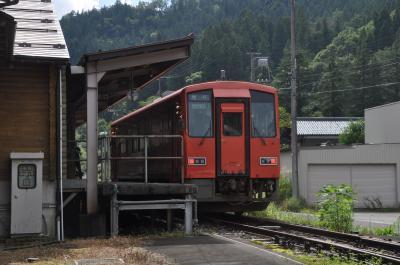 2021年8月青春18きっぷの旅後篇(越美北線)