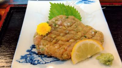 南房総市野島崎になめろうを食べに・・緊急事態宣言下でお休みでした。千倉の寿司屋で目的達成。