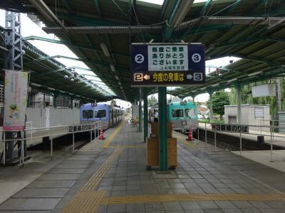 久しぶりに群馬県内に出かけてきた【その4】 吾妻線から、3年ぶりの上毛電鉄で赤城駅へ