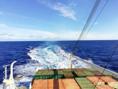 たまにはベタな御船印めぐりvol.11 「事前にPCR検査を受け、小笠原海運(東京~父島)で父島を訪れました。」 ~小笠原諸島・東京~