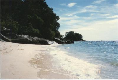 Malaysia ティオマン島の休日