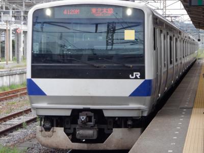 L AUG 2021  テツ旅Ⅱ・・・・・②東北本線Ⅱ