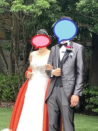 感染対策をしての結婚式・東京ディズニーランド