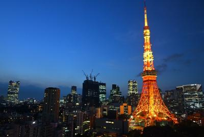 ぷらっと東京さんぽ《Scene.9》~真夏のザ・プリンスパークタワー東京ホテルステイ~