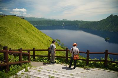 久しぶりの道東旅行(2) 摩周湖周辺を散策 (2021年7月)