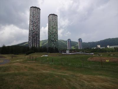 星野リゾートトマムザ・タワー 2連泊4日間