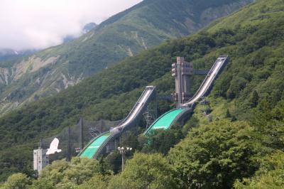 信州、白馬中心+ちょこっと富山 3泊4日のドライブ旅行