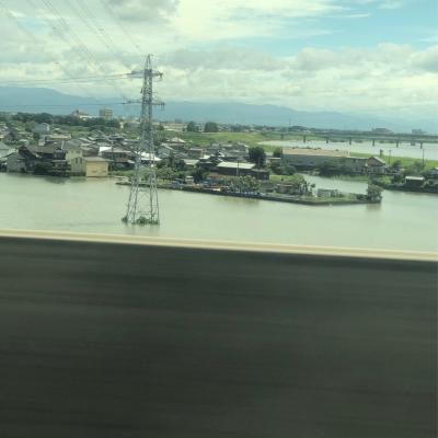 水害の爪痕が残る熊本へ出張
