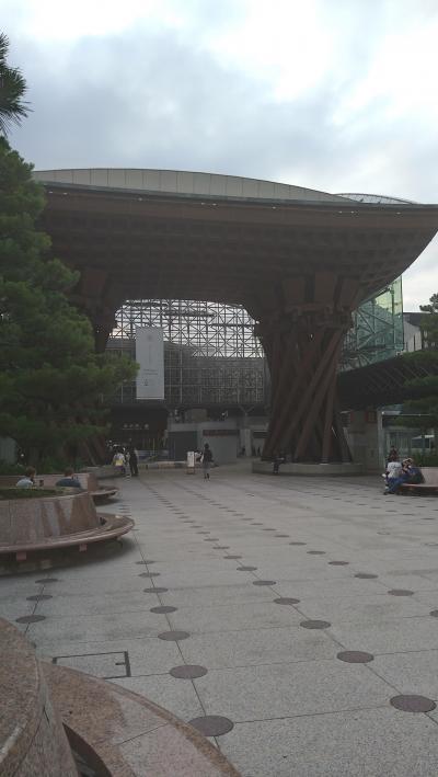 旅行体験記2021~金沢~初の石川。県庁所在地で金沢グルメと歴史・観光スポット巡り~