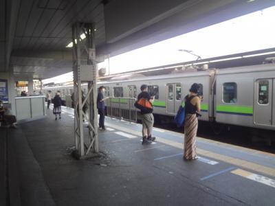 久しぶりに京王本線乗車しました その2