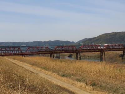 京都 宇治川 八幡から淀(Yawata to Yodo, Ujigawa River, Kyoto, JP)