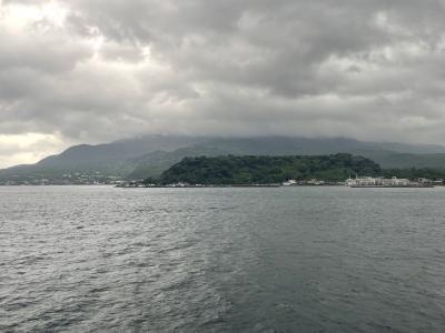 夏の鹿児島旅行3ー桜島奮闘編ー