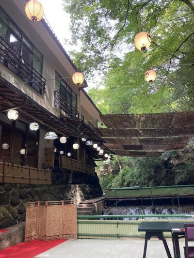 京都・貴船・川床料理