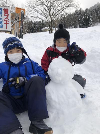 湯けむりの宿 雪の花 子連れ旅行 2021年 その1